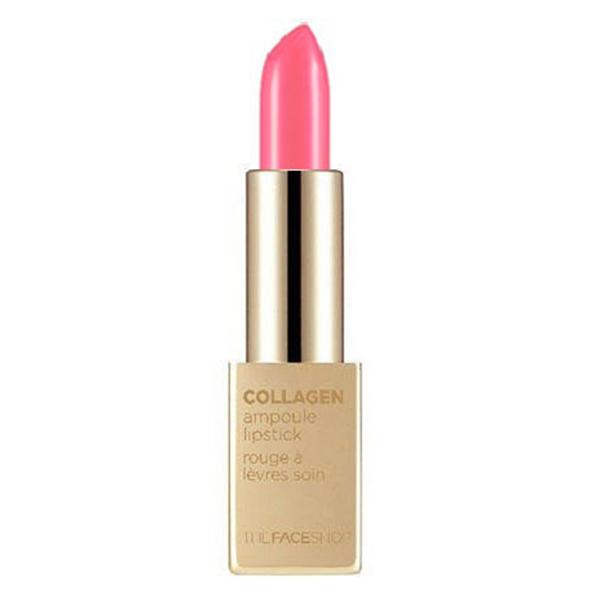 Son Môi The Face Shop Collagen Ampoule Lipstick (3.5g) - 3272394325541,62_1584139,649000,tiki.vn,Son-Moi-The-Face-Shop-Collagen-Ampoule-Lipstick-3.5g-62_1584139,Son Môi The Face Shop Collagen Ampoule Lipstick (3.5g)