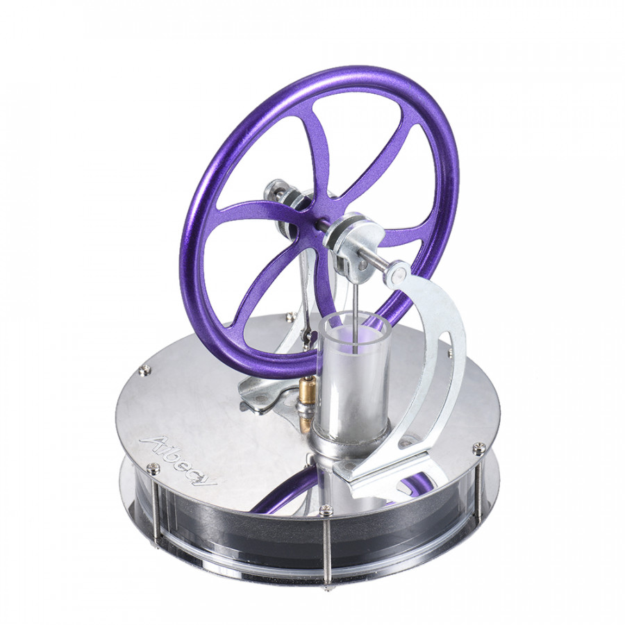 Aibecy Low Temperature Stirling Engine Motor Model Heat Steam Education Toy DIY Kit - Purple - 23416893 , 8784029990260 , 62_15455100 , 817000 , Aibecy-Low-Temperature-Stirling-Engine-Motor-Model-Heat-Steam-Education-Toy-DIY-Kit-Purple-62_15455100 , tiki.vn , Aibecy Low Temperature Stirling Engine Motor Model Heat Steam Education Toy DIY Kit -