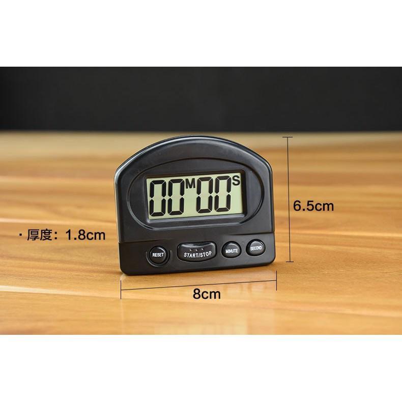 Đồng hồ điện tử hẹn giờ mini ,bấm giờ , đếm ngược , xem giờ