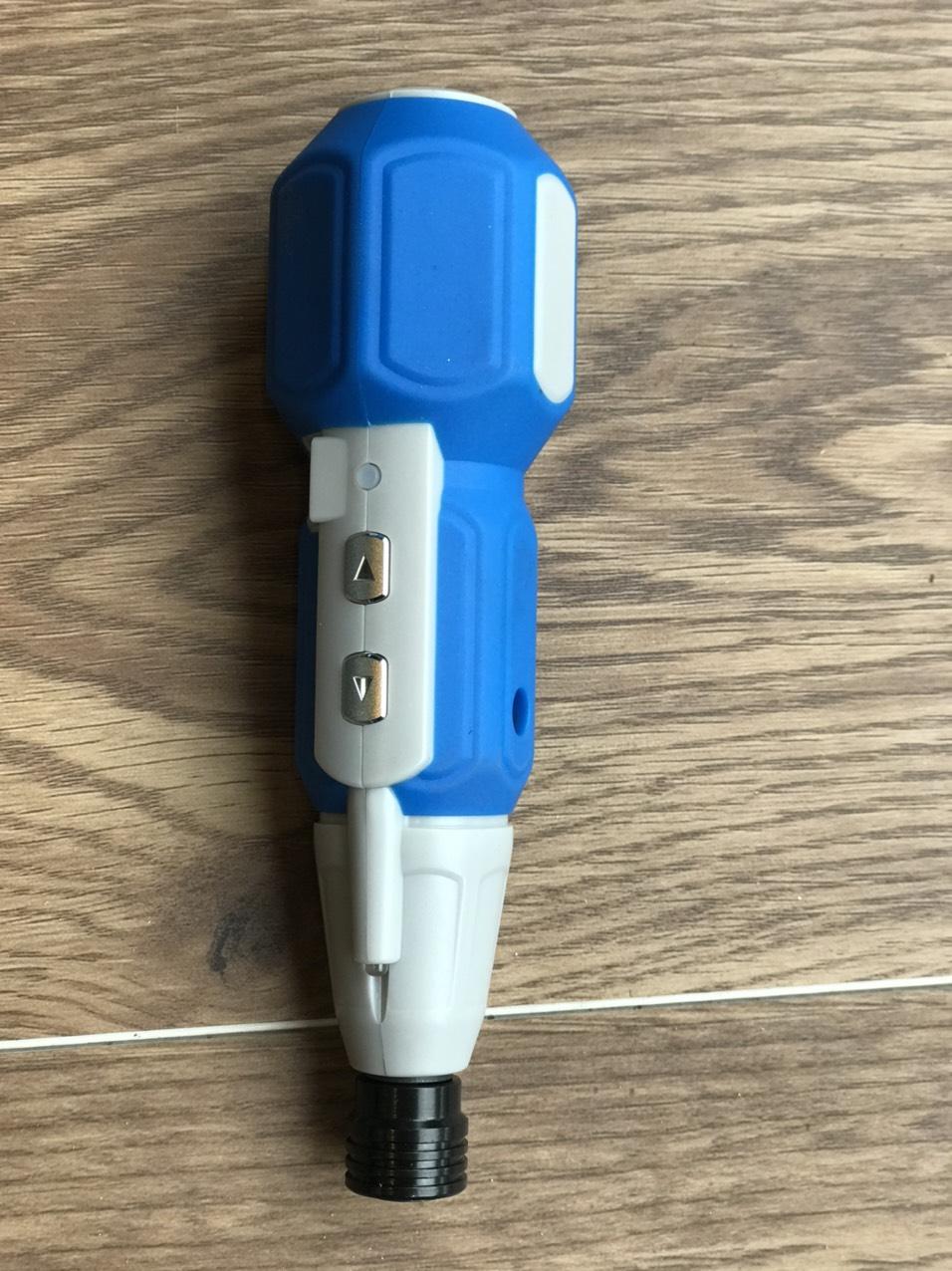 Máy vặn vít sửa máy tính, bo mạch điện tử sử dụng pin sạc chinh hãng Cmart W0043