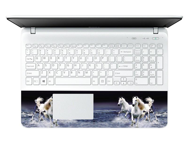Mẫu Dán Decal Laptop Nghệ Thuật  LTNT- 57 cỡ 13 inch
