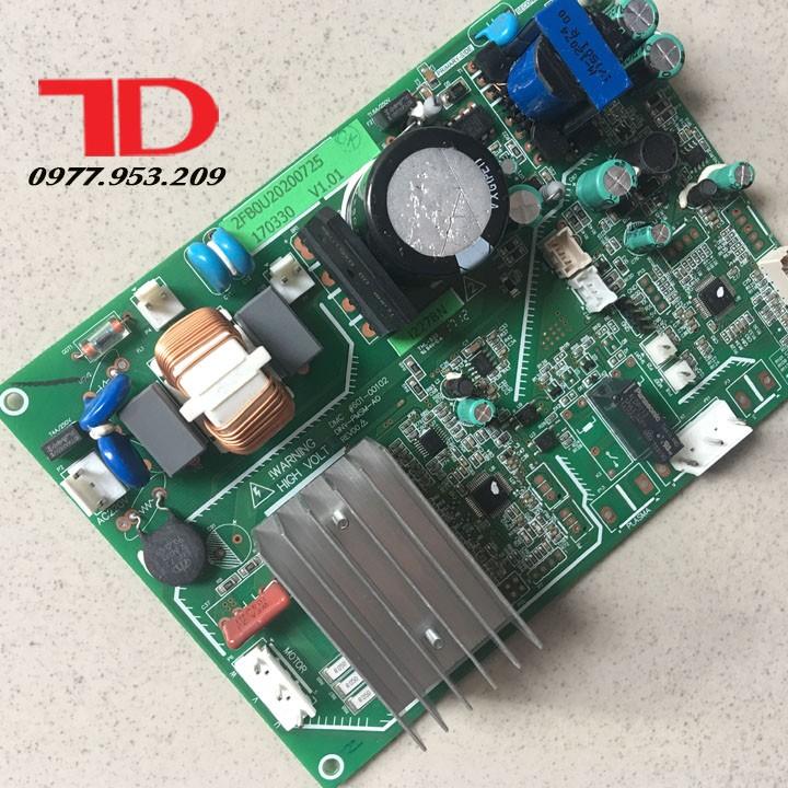 Bo mạch dành cho tủ lạnh SANYO loại  I227BN jack trắng