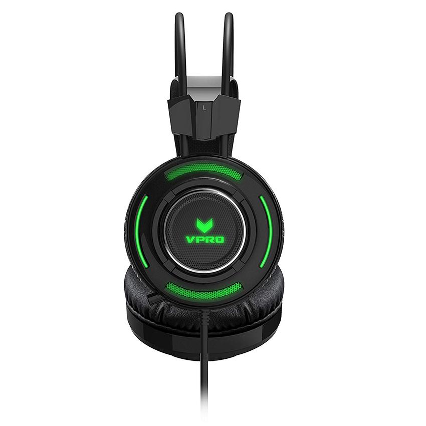 Tai nghe Rapoo VH600 7.1 - Hàng Chính Hãng
