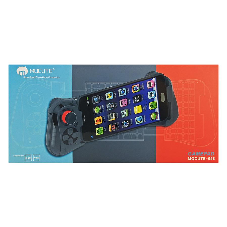Tay Cầm Chơi Game Một Bên Cho Android Chơi Liên Quân, Pubg, Rule of Survival Mocute 058 - Hàng Chính Hãng