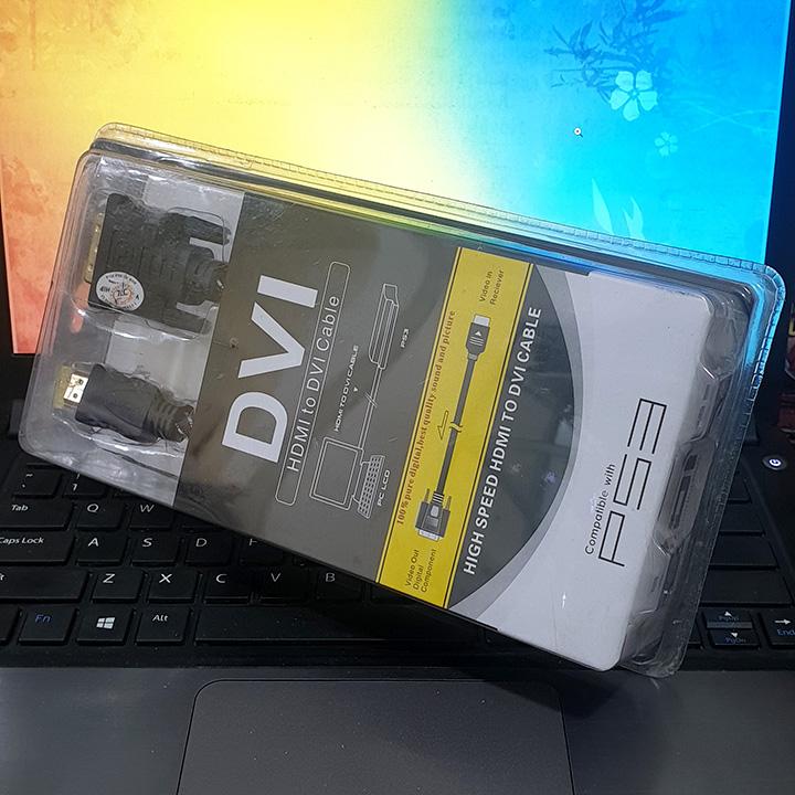 Cáp chuyển đổi HDMI sang DVI 1.8m
