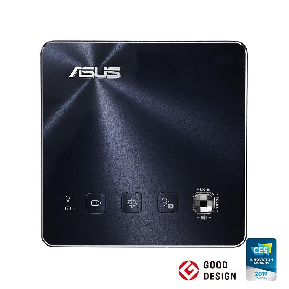 Máy Chiếu Di Động Wifi Asus ZenBeam S2 Pin 6000mAh - Hàng Chính Hãng