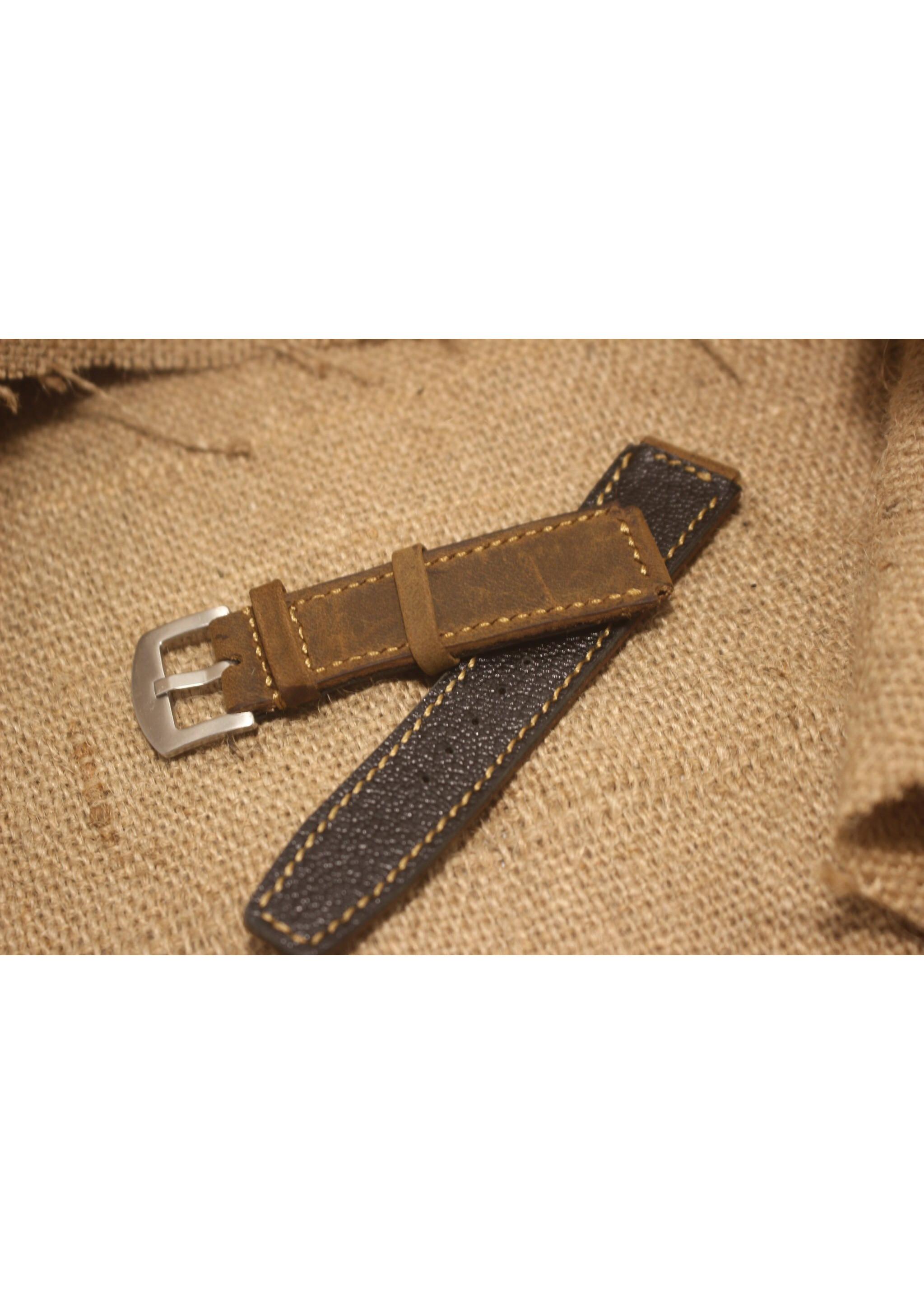 Dây đồng hồ da cho casio AE 1200 ( casio - size 18mm)
