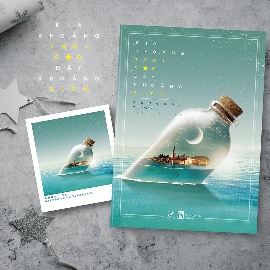 Kia Khoảng Trời Sao, Đây Khoảng Biển (Tặng Kèm Bookmark) | Tiki.vn