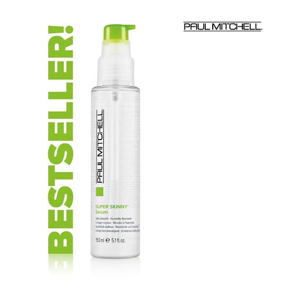 Serum (Tinh dầu) Paul Mitchell Super Skinny dưỡng tóc táo xanh Mỹ 150ml