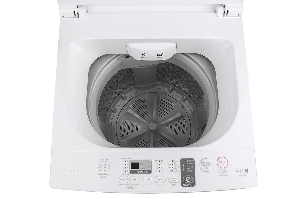 Máy giặt Toshiba 7 kg AW-K800AV(WW)-Hàng chính hãng-Chỉ giao tại Hà Nội