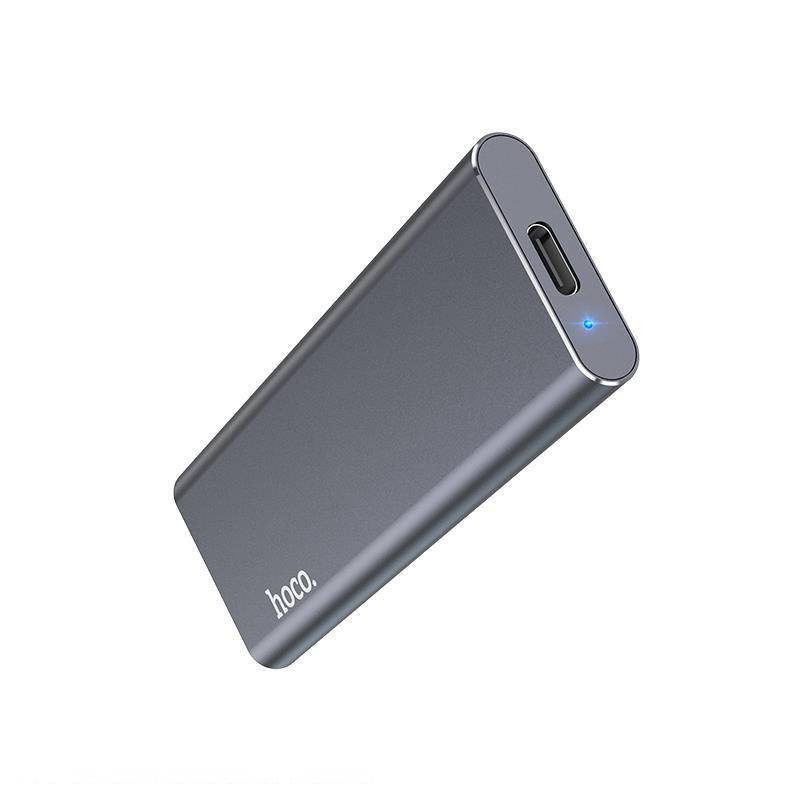 Ổ cứng SSD di động Hoco UD7 - Dung lượng 256GB- Hàng chính hãng