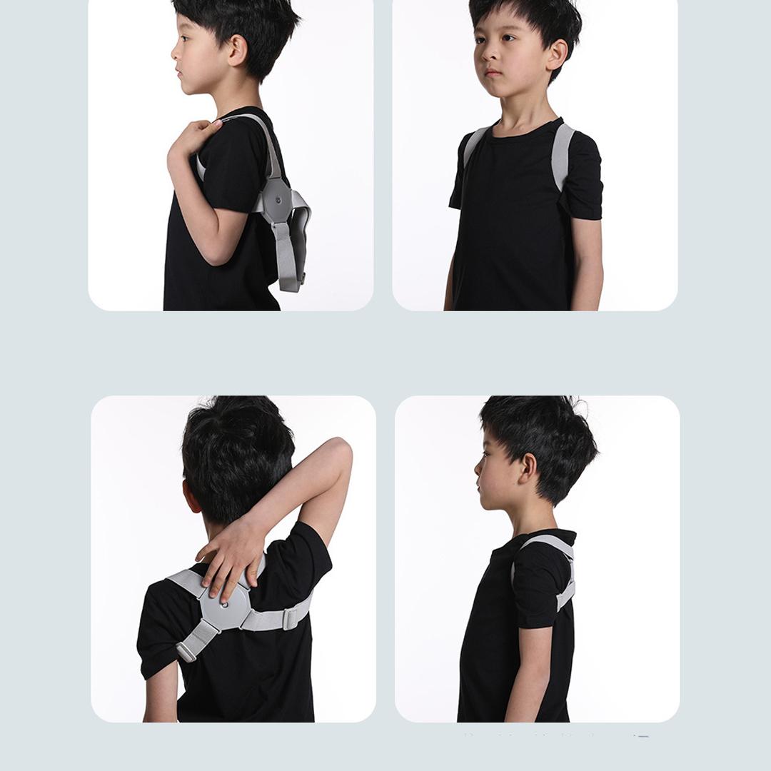 Đai chống gù lưng trẻ em nắn chỉnh tự động thông minh Giúp Ngồi Đúng Tư Thế Cải Thiện Cột Sống Giảm Đau Nhức Vai