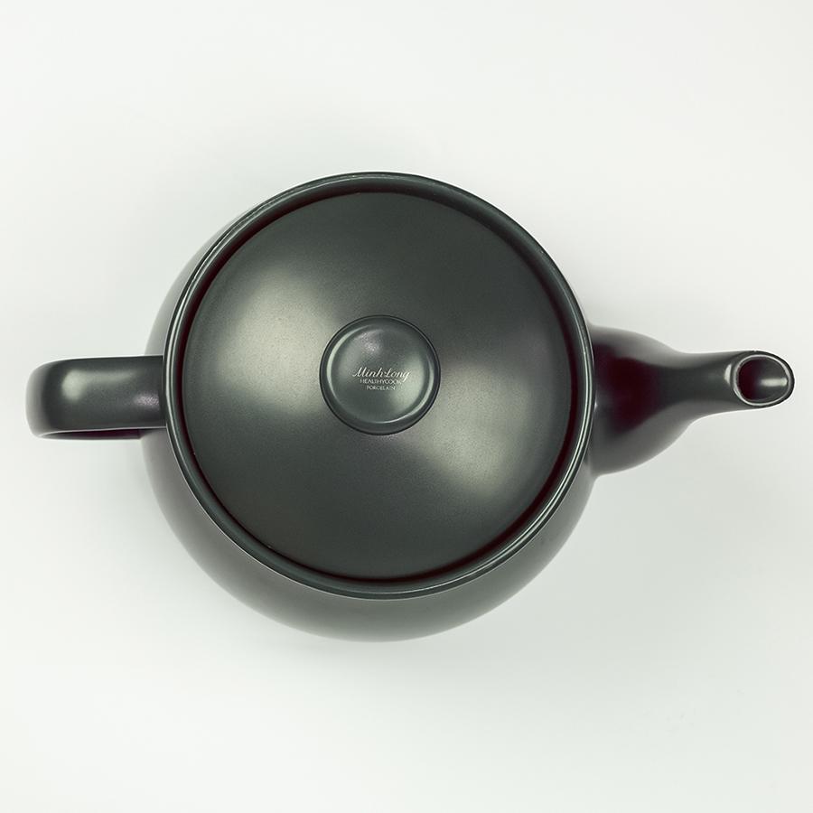 Ấm Nước (Siêu Thuốc) Dưỡng Sinh + Nắp Minh Long Healthycook (3.3L)