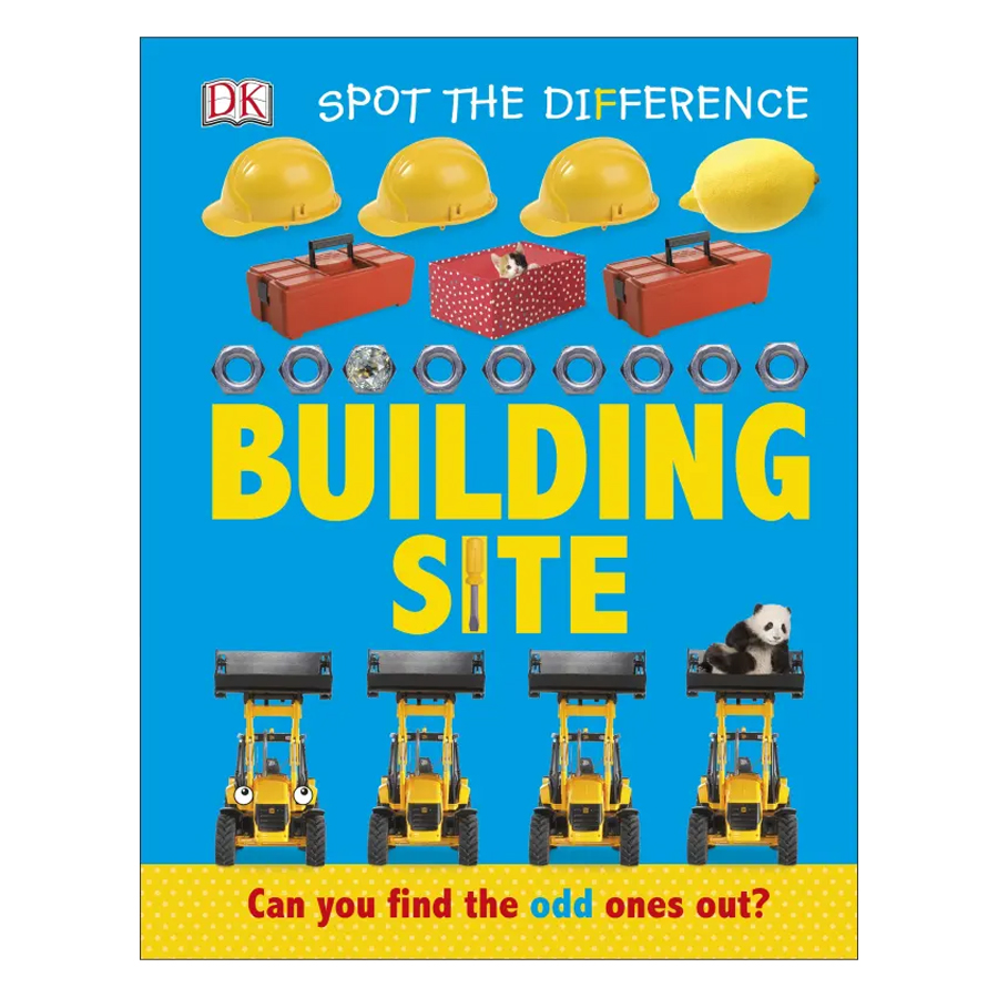 Spot the Difference Building Site