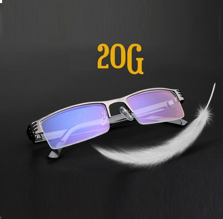 Kính lão thị viễn thị sẵn độ cực sáng và rõ Nam nữ cực ôm cao cấp kcm100cp2
