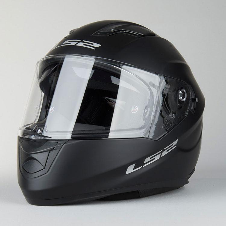 Mũ Bảo Hiểm Fullface LS2 FF320 T2 - Đen