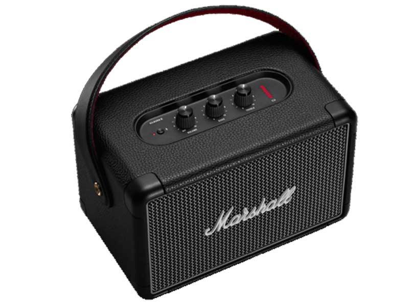 Loa Bluetooth Marshall Kilburn II black - Hàng chính hãng