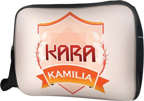 Túi Đeo Chéo Hộp Unisex Kara Kamila - TCKL104 34 x 9 x 25 cm