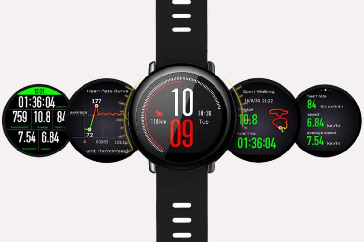 Smartwatch Xiaomi Amazfit Pace GPS Đen - Tính năng GPS hỗ trợ định vị
