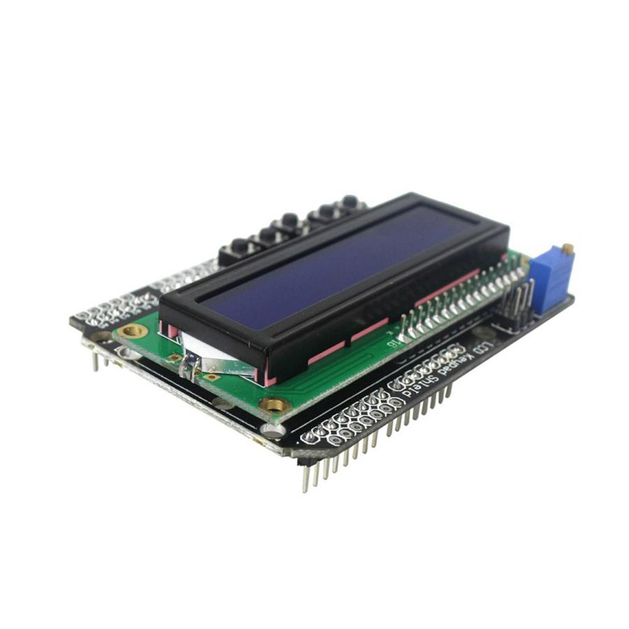LCD1602 Keypad Shield