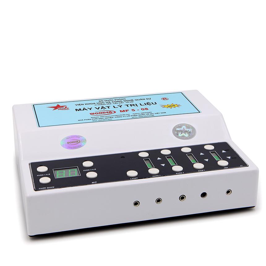 Máy vật lý trị liệu Wonder MF5 08New Bộ Quốc Phòng
