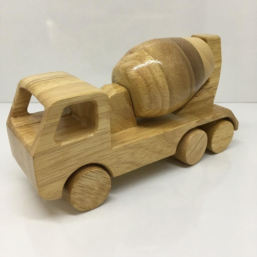 Đồ chơi gỗ Xe bê tông