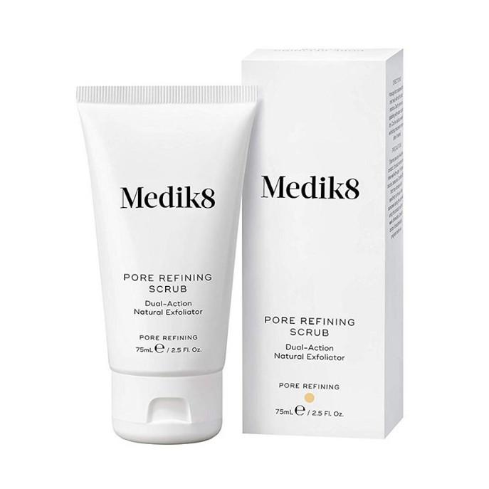 Tẩy da chết Medik8 Pore Refining Scrub - 75ml