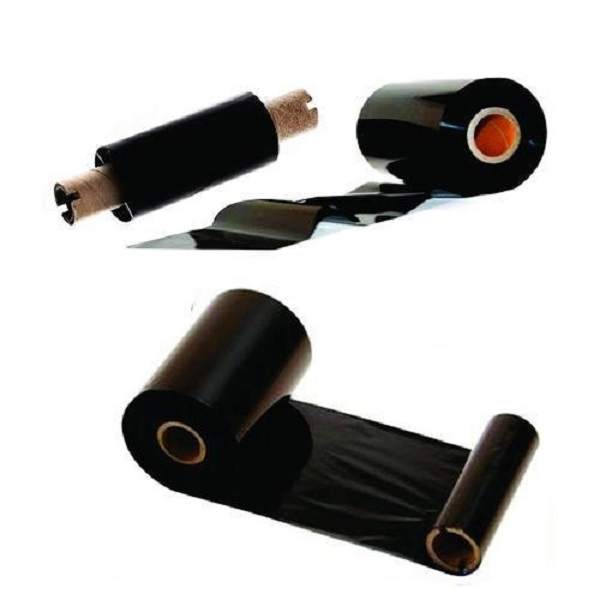 [ Set 10 cuôn] Mực in mã vạch (Ribbon) Resin (110mmx300m) Uotside - Hàng nhập khẩu