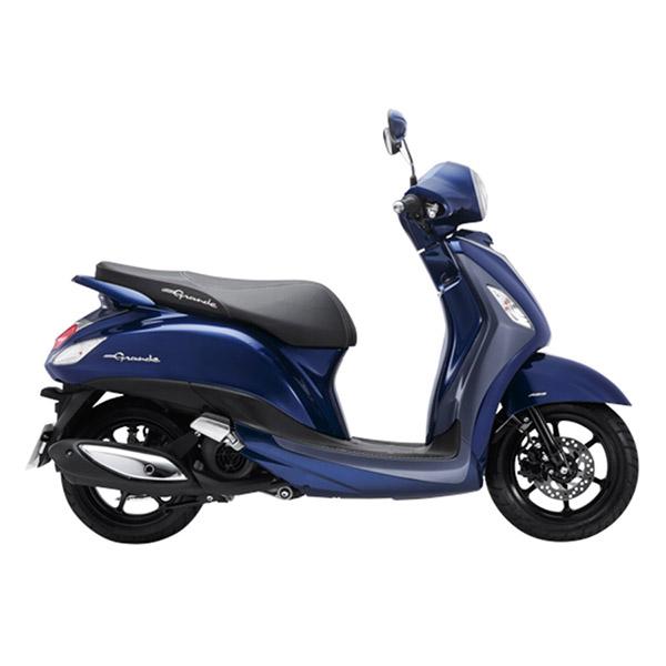 Xe Máy Yamaha Grande Smartkey Hybrid ABS 2019 (Bản Đặc Biệt) - Xanh Dương