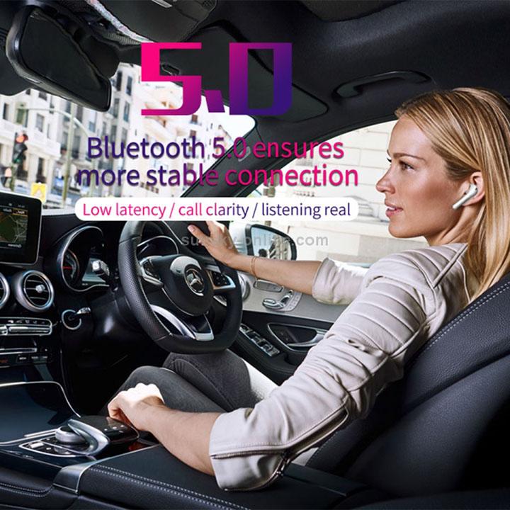 Tai nghe bluetooth không dây thể thao Zealot H20 hàng chính hãng dành cho cả nam và nữ