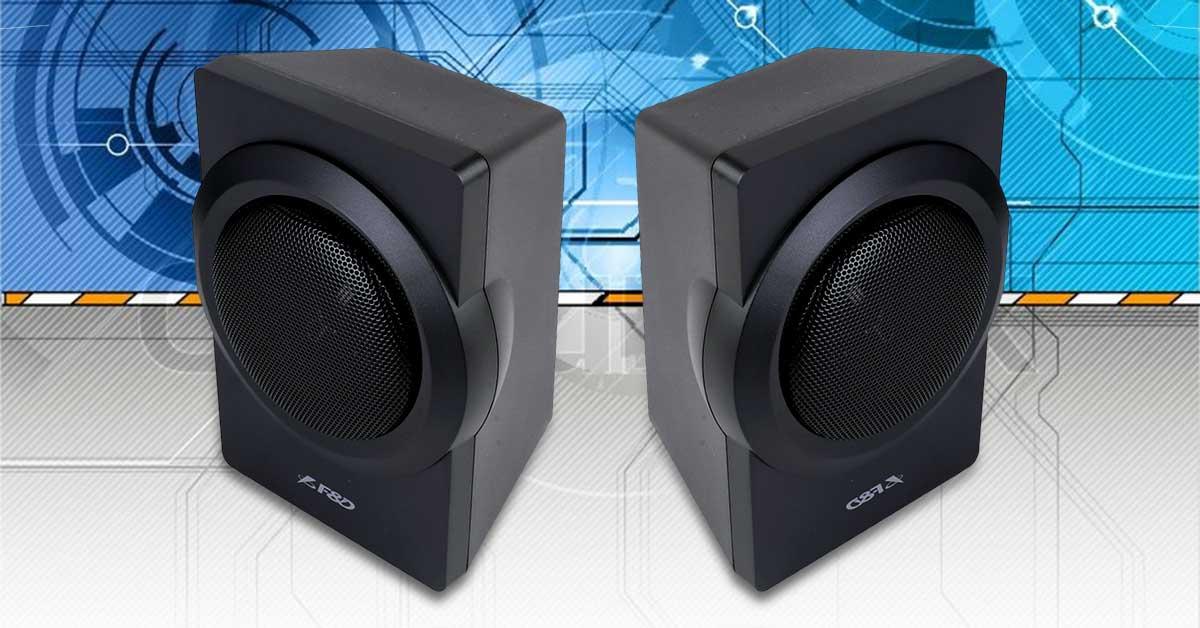 Loa Bluetooth Vi Tính Fenda A140X có điều khiển - Hàng Chính Hãng