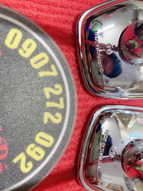 Kính chiếu hậu Thái dành cho Cup 78 (1 cặp )