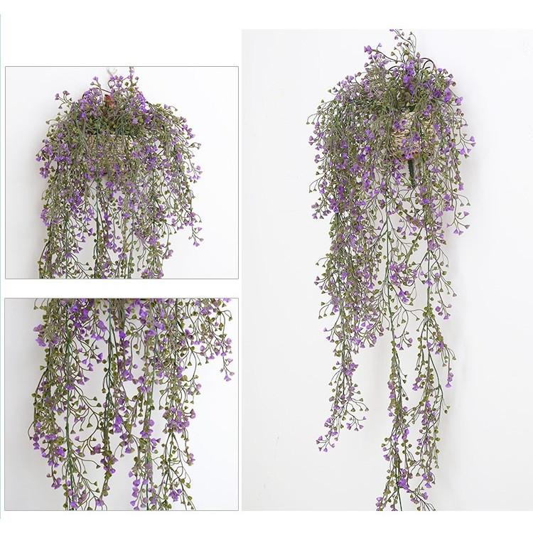Combo 02 nhánh hoa rơi trang trí Siêu Sang