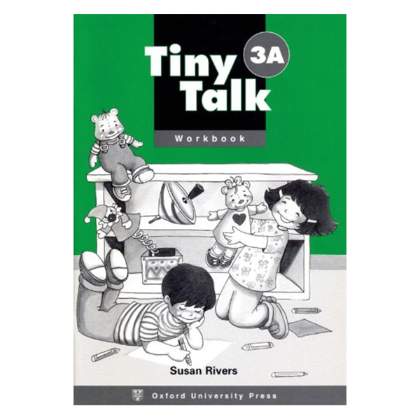 Tiny Talk 3: Workbook A