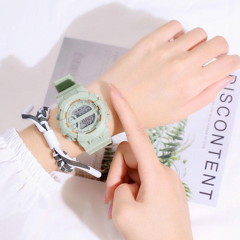 Đồng hồ điện tử nam nữ AOSUN DH107 mẫu mới tuyệt đẹp cực kỳ thời trang