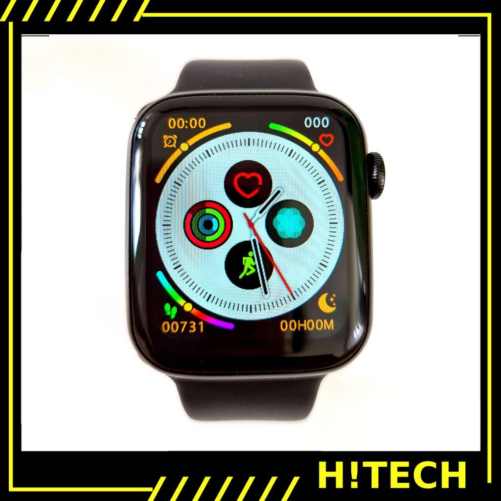 Đồng hồ thông minh tràn viền, nghe gọi 2 chiều, núm có thể xoay như Apple Watc