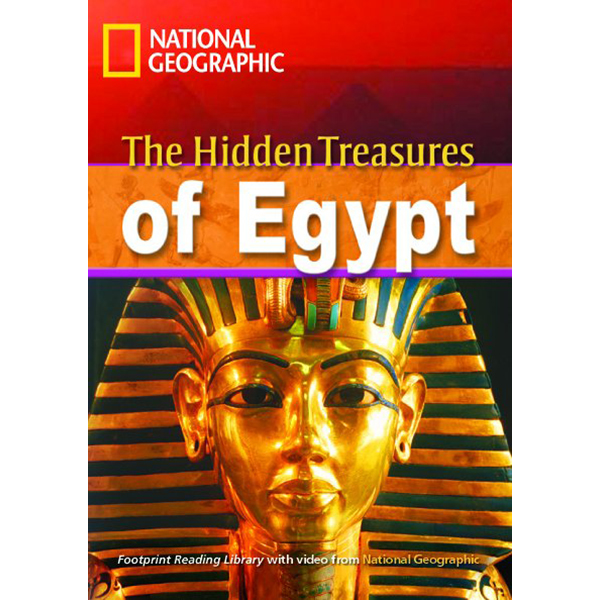 The Hidden Treasures of Egypt: Footprint Reading Library 2600