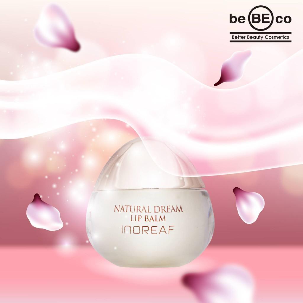 Son dưỡng môi không màu BEBECO Inoreaf Natural Dream Lop Balm  Hàn Quốc
