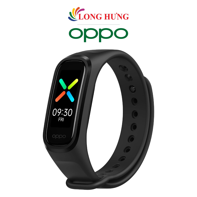 Vòng đeo tay thông minh Oppo Band OB19B1 - Hàng chính hãng