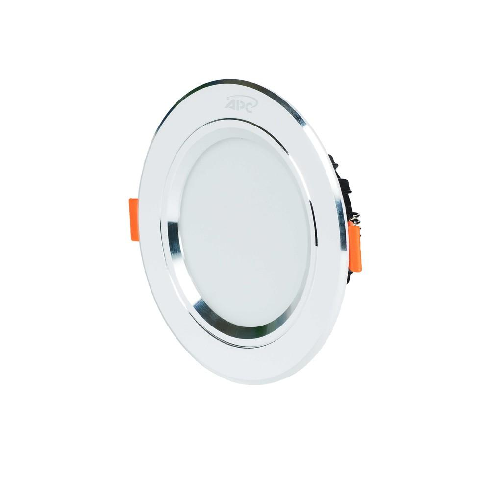 Bóng đèn LED âm trần đế đúc 12W