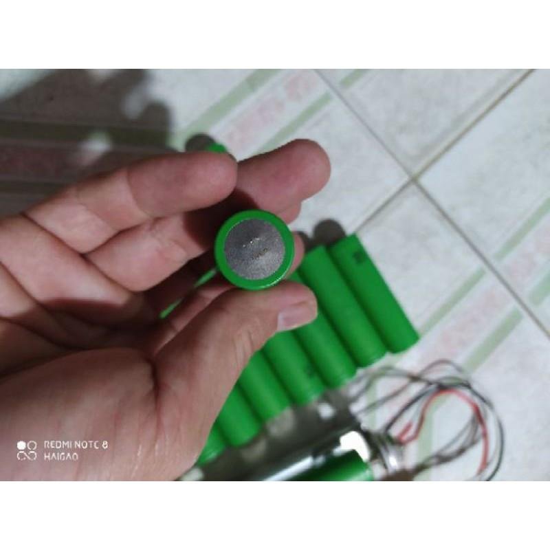Cell pin dung lượng 2600 chuẩn dung lượng