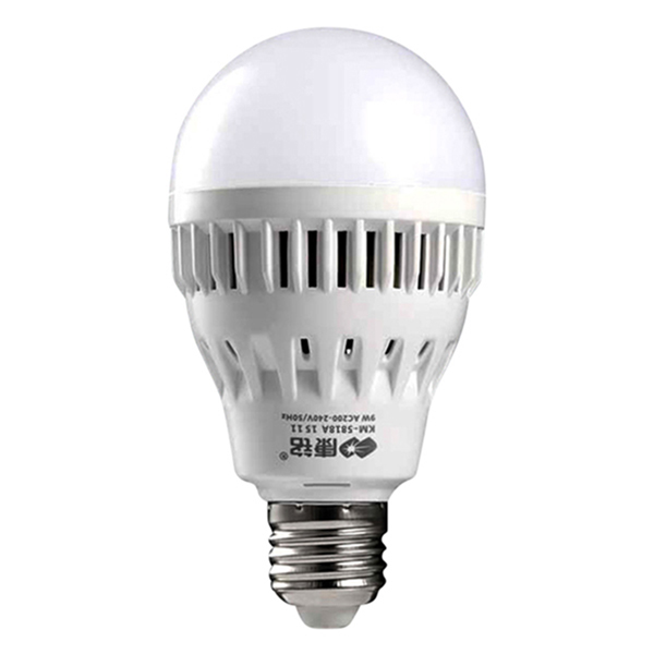 Đèn LED Tích Điện Cao Cấp KM-5818A 9W