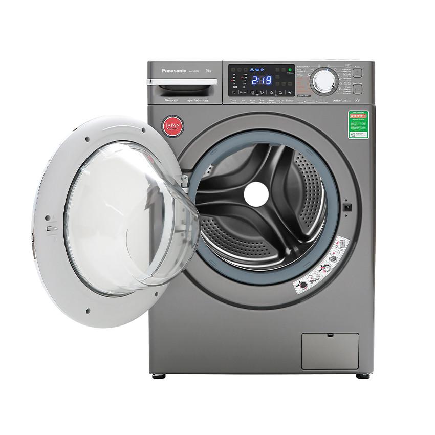 Máy giặt Panasonic Inverter 9 Kg NA-V90FX1LVT - HÀNG CHÍNH HÃNG