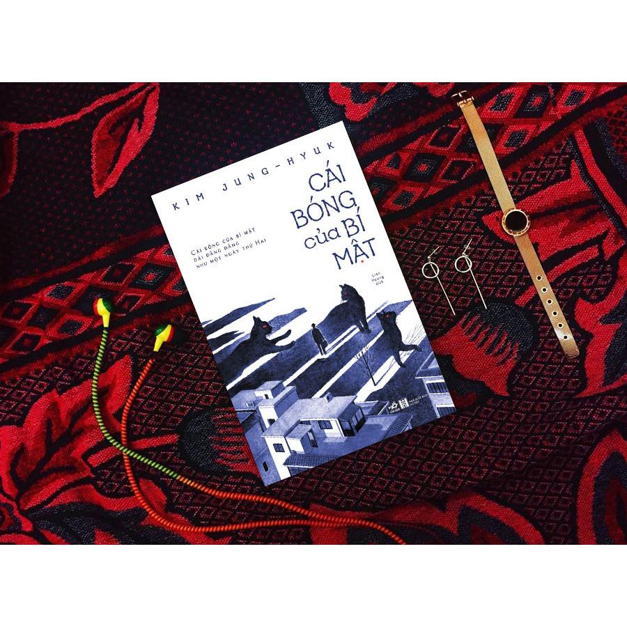 Cái Bóng Của Bí Mật-Tác Phẩm Kinh Điển Cực Hay (Tặng Bookmark Thiết Kế Aha)