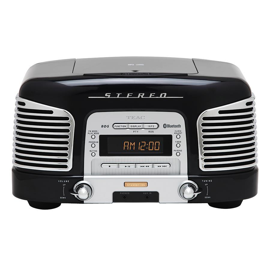 Máy Cassette TEAC SL-D930 - Đen - Hàng Chính Hãng