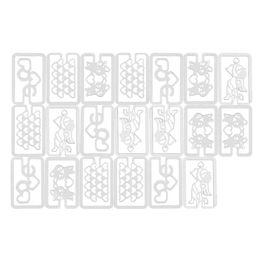 Bộ Đánh Dấu Sách Book Line Markers - Holic