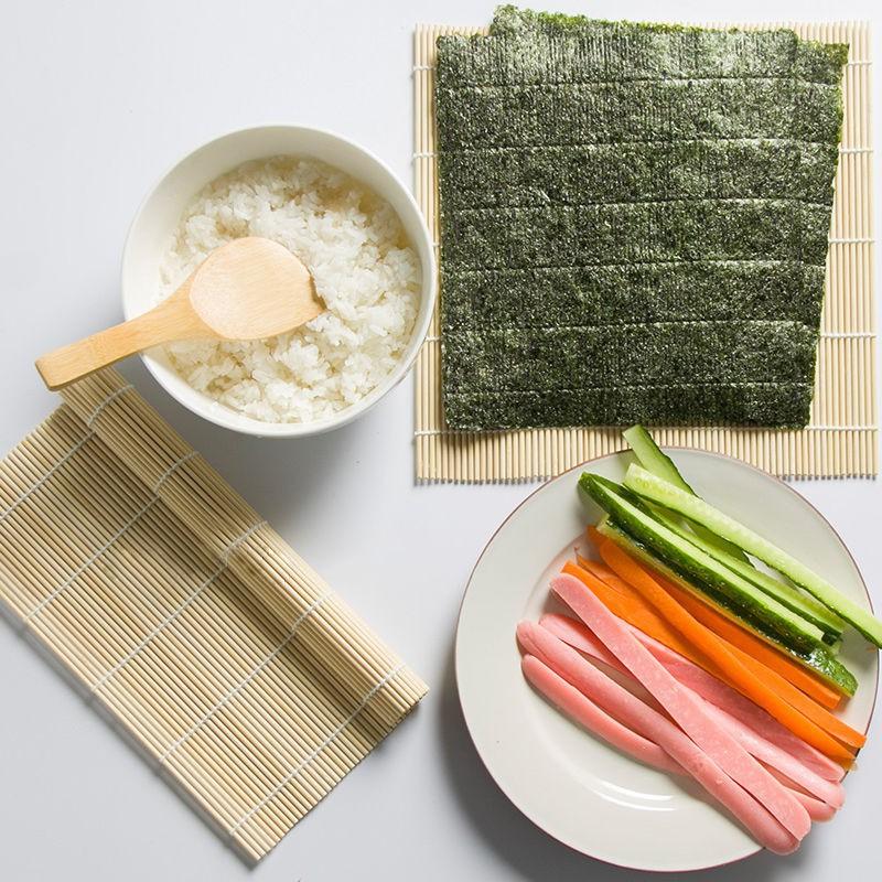 Mành cuốn kimbap, shushi Hàn Quốc