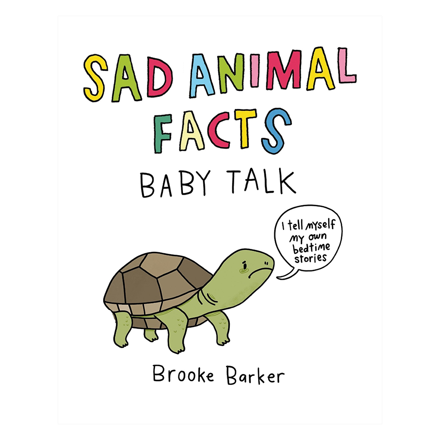 Sad Animal Facts: Baby Talk (Hardback)
