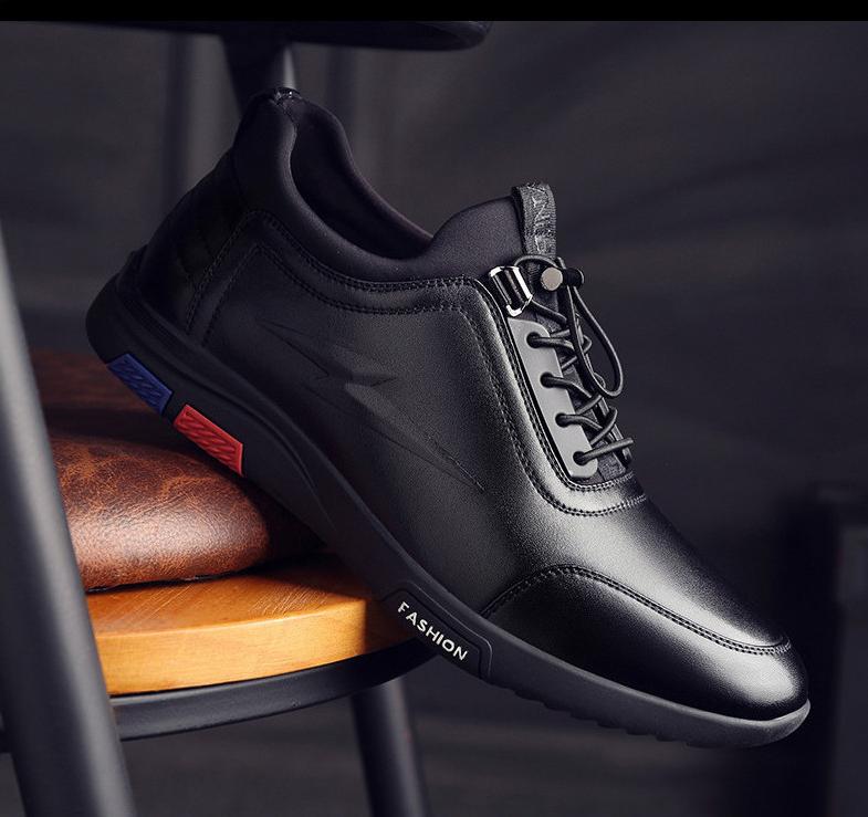 Giày sneakers nam tăng chiều cao 6cm  Ohazo - G125