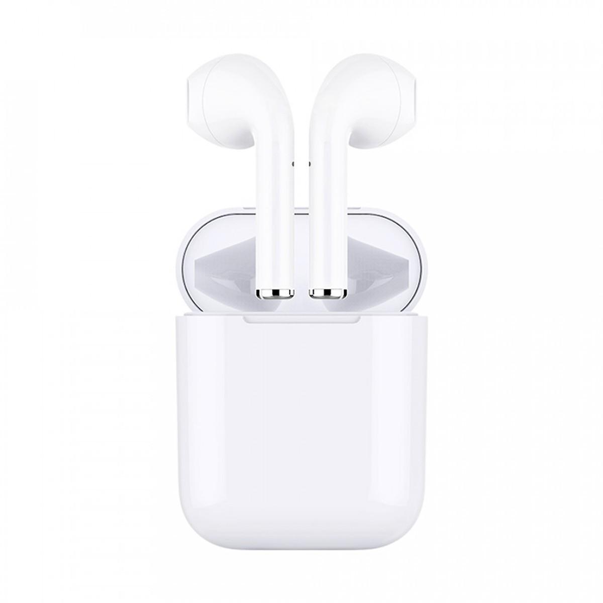 Tai nghe Bluetooth Earphone hiệu Coteetci Smart Pod 2 bluetooth 5.0, cảm ứng chạm, sạc không dây, thời lượng pin cao, khả năng lọc âm hiệu quả - Hàng nhập khẩu